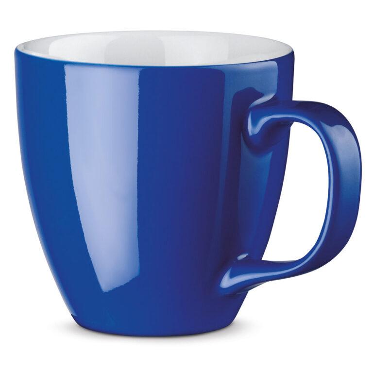 XL Tasse 450ml bedrucken blau 2
