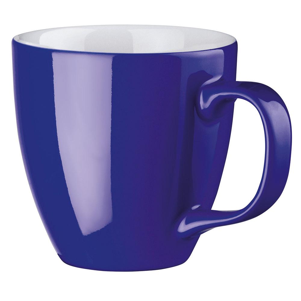XL Tasse 450ml bedrucken blau