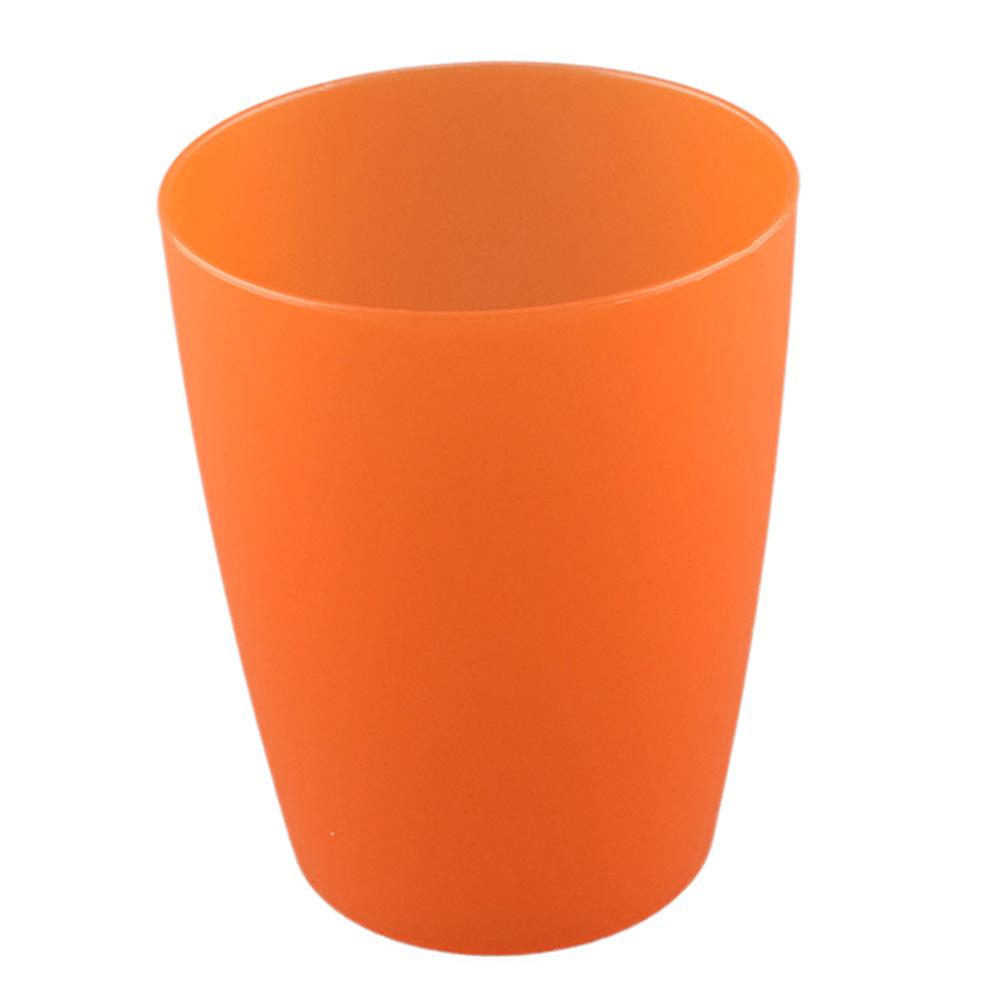 Kinder Mehrwegtrinkbecher orange