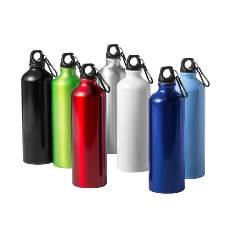 Trinkflasche Aluminium 770ml bedrucken lassen